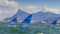 Rio de Janeiro, Brazil (August 8, 2016) - Rio de Janeiro looks set to deliver a great start to the Olympic Sailing Competition today, with moderate breezes