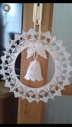 Best 12 Christmas decorations – Page 65935582030479209 – SkillOfKing.Com Best 12 Christmas decorations – Page 65935582030479209 – SkillOfKing. Crochet Christmas Wreath, Crochet Christmas Decorations, Christmas Crochet Patterns, Crochet Christmas Ornaments, Crochet Snowflakes, Holiday Crochet, Crochet Doilies, Crochet Flowers, Crochet Lace