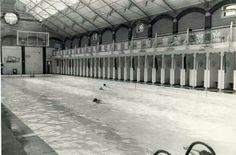 Photo:Swimmers at North Road Baths, 9 May 1978 Brighton Sussex, Brighton Rock, Brighton England, South East England, Brighton And Hove, Old Photos, Vintage Photos, The Good Old Days, Health And Wellbeing