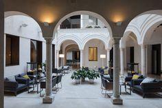 Hotel Posada del Lucero, Sevilla: Elegant combination of past and present located in the heart of the… #Hotels #CheapHotels #CheapHotel