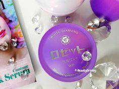 White Diamond Sulfur Bright-up Powder от ROSETTE отзыв. Korean Beauty, Rosettes, Beauty Products, Powder, Bright, Diamond, Cosmetics, Face Powder, Diamonds