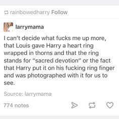 THIS IS HUGE PROOF FICK ELPUNOR SHIPPERS SHES JUST A STUPID BEARD SO FUCK YOU AND ELANOR SHES A HOE DUMBASS BITCH THAT DOESNT DESERVE LOUIS BC LOUIS DESERVES HAPPINESS AND HARRY IS THE ONLY PERSON WHO WILL GIVE IT TO HIM LIKE SRSLY THEY ARE SOULMATES