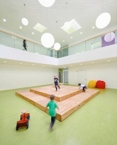 Day Care Centre in Essen, Germany