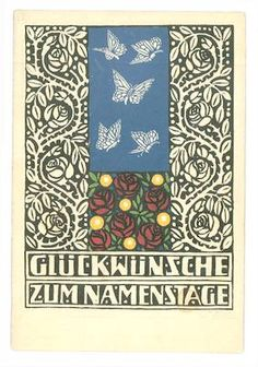 Established in 1903, the Wiener Werkstätte (engl.: Vienna's Workshops) was a production community of visual artists in Vienna, Austria bringing together architects, artists and designers. Evolved from the Vienna Secession (Art Nouveau)