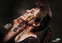 Stop the Violence - Campaña para prevenir accidentes de tráfico