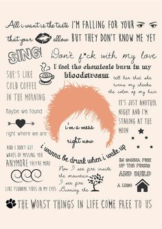 trendy music lyrics ed sheeran life Ed Sheeran Tattoo, Ed Sheeran Quotes, Ed Sheeran Lyrics, Ed Sheeran Love, Playlists, Edward Christopher Sheeran, Im Falling For You, Therapy Quotes, Song Lyrics Wallpaper