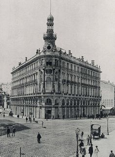 FOTOS ANTIGUAS DE MADRID - LA EQUITATIVA EN 1892