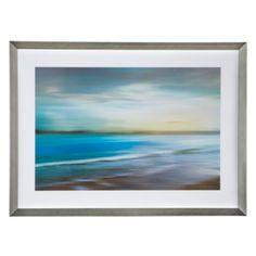 Wall art (Z Gallerie) - Ocean Plains from Z Gallerie