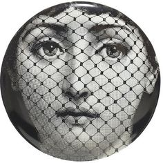 Fornasetti plates - shoppingtrends
