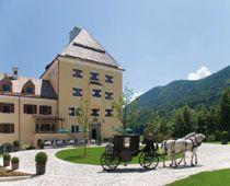 Schloss Hotel Fuschl, Salzburg, Austria