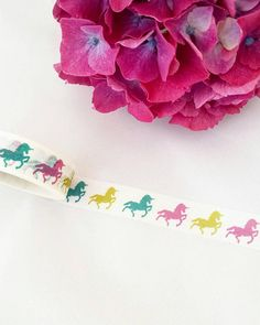 Washi tape is the perfect personal planners, crafts and to personalise your favourite items.The tape is easy tear and there is no need for scissors. Tape measures wide and is long. Washi Tape Crafts, Personal Planners, Decorative Tape, Unicorn Gifts, Scissors, Madness, Gift Ideas, Easy, Color