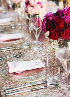 Wedding reception centerpiece idea; Featured Photographer: Our Labor of Love