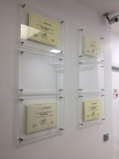 #şeffaf #pleksi#isimlik #sertifikalık #şeffafçerçeve #kapıisimlik