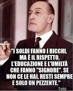 Wisdom Quotes, Words Quotes, Me Quotes, Motivational Quotes, Funny Quotes, Sayings, Italian Quotes, Sentences, Life Lessons