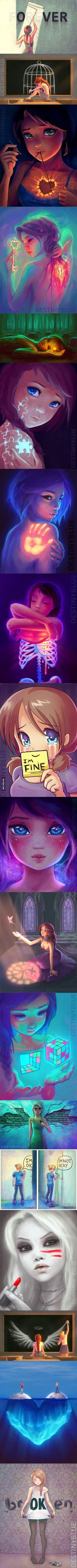 Hello darkness my old friend - 9GAG
