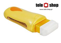 http://tele-shop.pl/ PODGRZEWACZ DO WOSKU. Podgrzewacz wosku na wymienne wkłady woskowe pozwala wygodnie roztopić i nanieść wosk na depilowaną skórę.