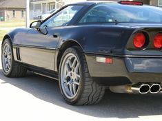 Pics of z06 wheels on c4 - CorvetteForum - Chevrolet Corvette Forum Discussion