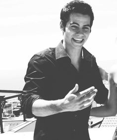 I just read 16 reasons why Dylan O'Brien is the dork of your dreams and I love him SO MUCH more!! He is so cute, sweet, funny, and weird. I love it!