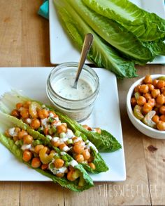 Buffalo chick pea wraps!!! And recipes for homemade ice cream minus the sugar and heavy whipping cream :)