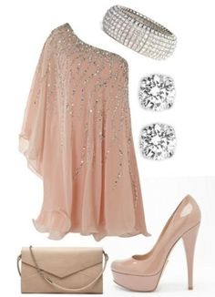 Glamorous outfit inspiration possibly for New Years? #fashion #falltrend