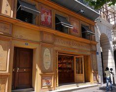 Cure Gourmande, La Canebiere Cure, Garage Doors, France, Outdoor Decor, Travel, Shopping, Home Decor, Marseille, Viajes