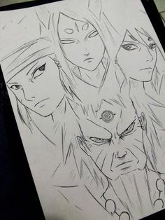 Rikudou Ashura Indra Kaguya xD by DiegoYojiJoji Naruto Drawings, Naruto Sketch Drawing, Anime Drawings Sketches, Anime Sketch, Anime Naruto, Naruto Shippuden Sasuke, Naruto Kakashi, Naruto Art, Boruto