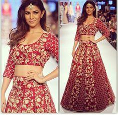 'Mayaa' Payal Singhal Lakme Winter Fashion Week 2015