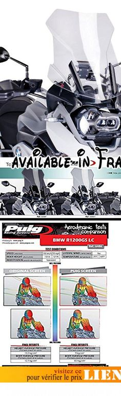Bulle HP Puig BMW R 1200 GS 13-16 clair.  #Automotive Parts and Accessories #MOTORCYCLE_PART