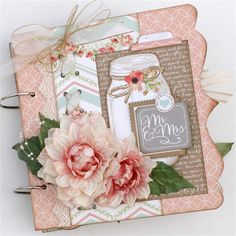 Carta Bella Rustic Elegance and October Afternoon...at look at the August 1st releases.