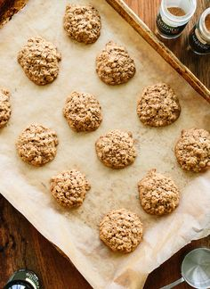 Absolutely delicious oatmeal cookies for the holidays!