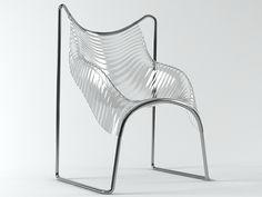 Wavy   Manufacturer: Moroso  Designer: Ron Arad