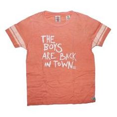 Scotch & Soda Shrunk orange tee shirt w/ artwork - TrendyBrandyKids - European trendy clothes for boys and girls. Catimini, Desigual, Deux par Deux, Diesel, Halabaloo, Ikks, Jean Bourget, Marese, Me Too, Mim Pi, Pom Pom Casual.