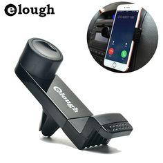 Elough Universal Car Phone Holder Suporte Movil Car For iPhone 7 6 Cell Phone Stand Mobile Car Holder Suporte Para Celular Carro