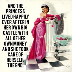 Minus the castle ...  And not much money. :)
