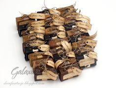 Winietki w kształcie walizek