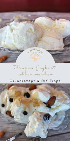 Frozen Joghurt kannst du selber machen. Ich zeige dir ein einfaches Rezept ohne Eismaschine und ohne Ei für veganen Frozen Yogurt. Außerdem gebe ich dir Tipps, wie du einen perfekten FroYo zubereitest.