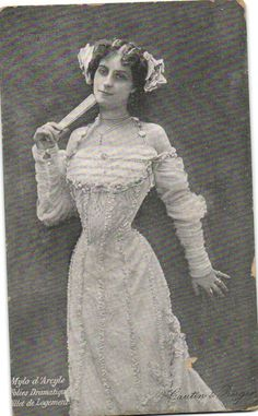 Mylo D'Arcylle | Mylo D'Arcyle CPA Artiste Theatre Star 12221 | eBay