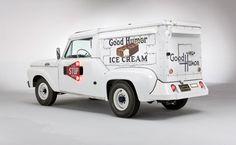 good humor truck | 1965 Ford Good Humor Ice Cream Truck