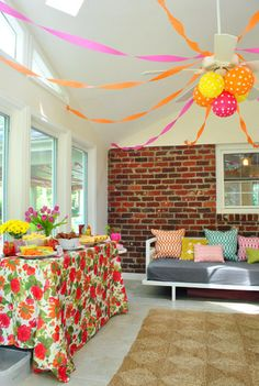 105 Best Party Ceiling Decor Images In 2019 Events Balloon