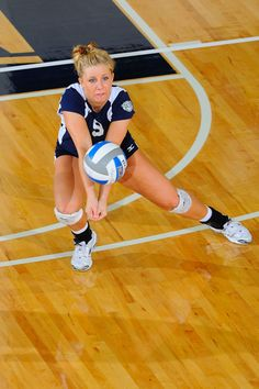 volleyball in action - Google Search