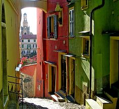 Beautiful Colors! ~ Sanremo, Liguria, Italy ~