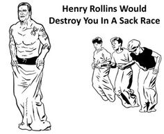 Henry Rollins #music #rollins #lol