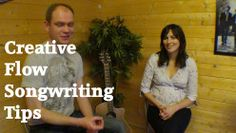 In this video, I interview talented song writer Katy Haymer on how we can overcome creative blocks to achieve a relaxed state of mind , enjoyment and flow for creative song writing.