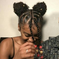 Black Braided Hairstyles, Box Braids Hairstyles, Black Girls Hairstyles, Long Ha… - Little black girl hairstyles Hair Dos, My Hair, Cabello Afro Natural, Curly Hair Styles, Pelo Afro, Box Braids Hairstyles, Hairstyle Ideas, Long Hairstyles, Protective Hairstyles