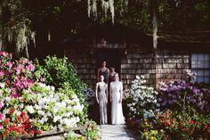 Southern Plantation Wedding In Charleston