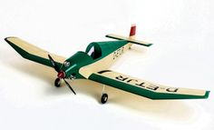 Flugmodellbau, Motorflieger