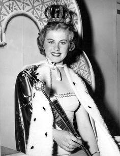 1. Miss Universe 1952 – Armi Kuusela From Finland