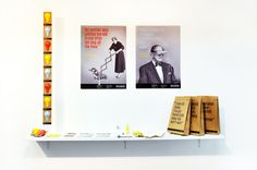 Packaging of the World: Creative Package Design Archive and Gallery: Eureka Museum (Student Work)