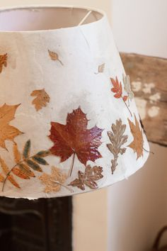 Adirondack furniture by adk rustic interiors specializing in log and a handmade cottage pressed leaves and flower lampshade tutorial aloadofball Gallery