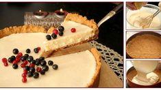 Rýchla torta zo Salka: Na jej prípravu vám postačí len 5 surovín! Sweet Cakes, Baked Goods, Cheesecake, Food And Drink, Baking, Recipes, Ideas, Candy Cakes, Bread Making